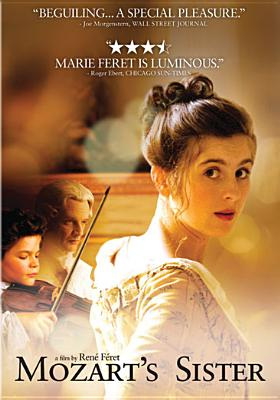 MOZART'S SISTER BY FERET,MARIE (DVD)